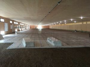 Rigid Sheet Insulation/Hydronic Floor Insulation