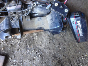 40 HP evinrude for parts
