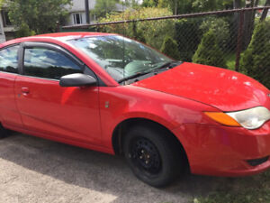 2006 Saturn ION QUAD