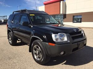 2003 Nissan Xterra 4x4 Supercharged - Safetied