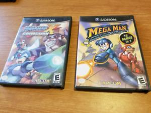 Lot megaman collection sur Nintendo Gamecube