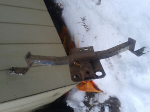 Trailer Hitch 96-00 Civic