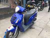 Honda 125 ps scooter