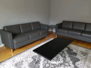 Leather Couch need gone ASAP