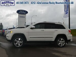 2012 Jeep Grand Cherokee Overland - AWD  - Low Mileage