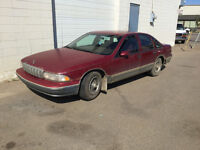 Chevrolet Caprice Classic 91'  Or best offer