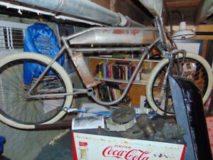 ️️Wanted vintage motorcycle mechanic Indian Harley Davidson️