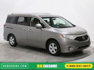 2011 Nissan Quest SV AUTO A/C GR ELECT MAGS 7 PASSAGERS