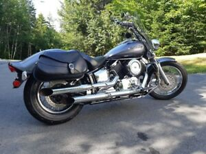 2010 Yamaha V-Star 1100 Custom