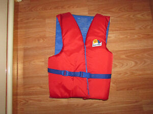 Buoy –O-Boy  Junior Adult Vest $20 each
