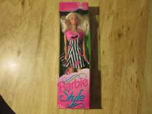 Mattel BARBIE STYLE Toy In Sealed Box Vintage G1 1993 Doll