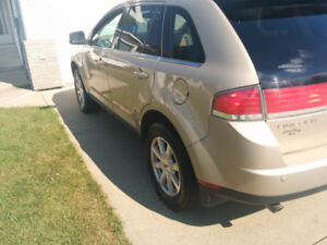2007 Linclon MKX must sell - Family is growing