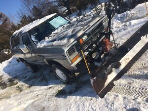 Ramcharger plow