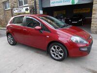 Fiat Punto 1.4 8V GP (red) 2011