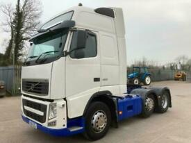 2011 Volvo FH Volvo FH13-460 XL Globetrotter NA Diesel Automatic