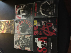 Sons of anarchy complete series London Ontario image 1