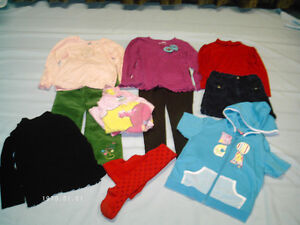 Girls lot of clothes size 5 & 5/6
