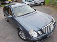 Mercedes-Benz E280 3.0CDI 7G-Tronic Elegance, History, Leather, Lovely Car