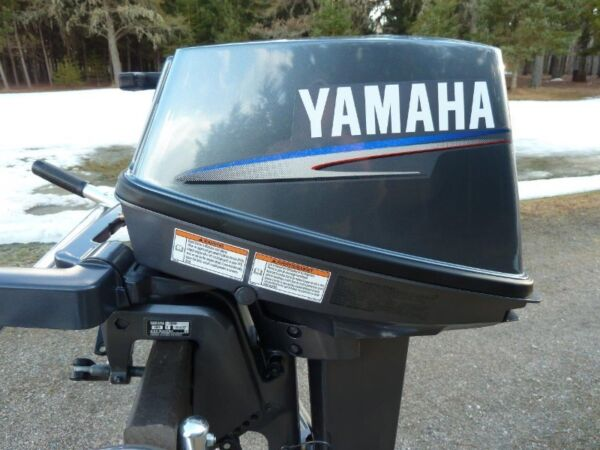 Yamaha 6 hp outboard for sale canada for Yamaha 6hp outboard motor