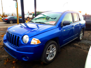 2010 JEEP COMPASS NORTH EDITION 4x4 Automatic