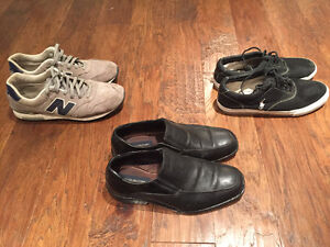 3 Pairs of Men's Shoes