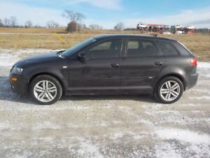 2008 AUDI A3 MANUAL GAS 173.000KM $8400 CERT.