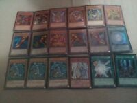 selling whole yugioh collection