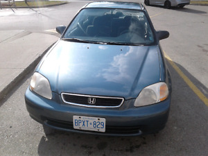 1997 Honda civic great condition