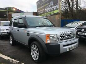 2009 Land Rover Discovery 3 2.7TD V6 GS *7 Seater - Full History & Belt Changed*