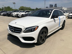 Best lease takeover 2018 Mercedes C300 Wagon $625 Free Services