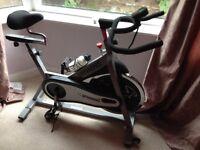 Spinner Fit Spin exercise/spinning bike.