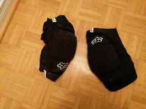 Fox launch pro down hill MTB knee pads