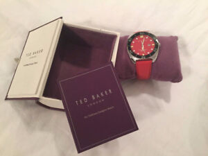 Ted Baker Watch - Mint Condition