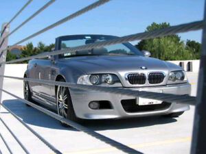2006 BMW E46 M3 - 91 kms (maintained at BMW)