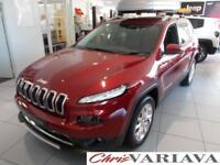 2017 Jeep Cherokee 2.2 Multijet 200 Limited 5dr Auto ** HUGE SAVING ON THIS CAR
