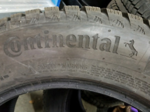 Continental Winter Contact  225 65R17