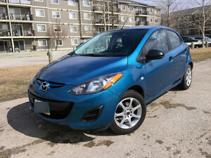 2011 Mazda2 - SAFETIED, like-new, low price, low mileage!