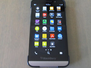 Blackberry Z30 with Accessories