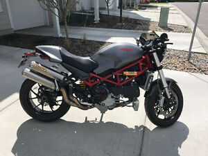 2007 Ducati Monster S4R Testastretta Forged Marchesini Ohlins