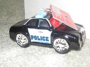 Police Car Tree Decoration