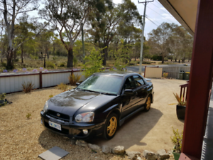 2004 Subaru impreza RS Awd