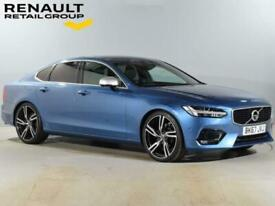 image for 2017 Volvo S90 VOLVO S90 2.0 D4 R DESIGN Pro 4dr Geartronic Saloon Diesel Automa