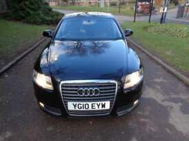 Audi A6 Saloon 2.0TDIe ( 136ps ) [LEATHER+SAT NAV+PHONE+PARK AID+CAM BELT+FSH]