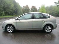 2009 Ford Focus Zetec Hatchback Petrol Manual
