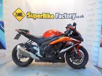2010 10 SUZUKI GSXR600 K9