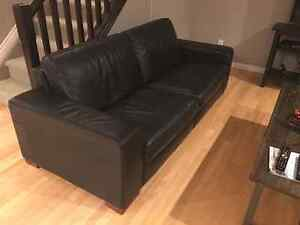 Natuzzi Edition Castello couch and chair Price drop!! Edmonton Edmonton Area image 3