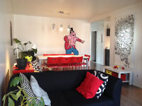AVAIL & ALL INCLUDED-Furnished-Mile-End/Outremont 2BR*2PARKING