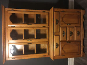 China cabinet perfect condition