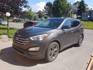 2013 Hyundai Santa Fe Sport 2.0 SUV, Crossover