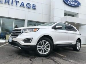 2015 Ford Edge SELFRESH ONE OWNER TRADE, CPO CERTIFIED, 1.9% 24